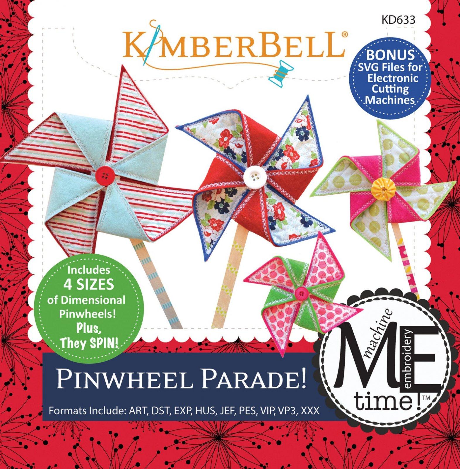 KimberBell Pinwheel Parade