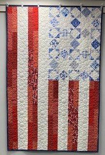 Liberty Flag Quilt Kit