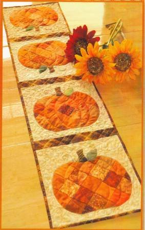 Patchwork Pumpkin TableRunner Kit