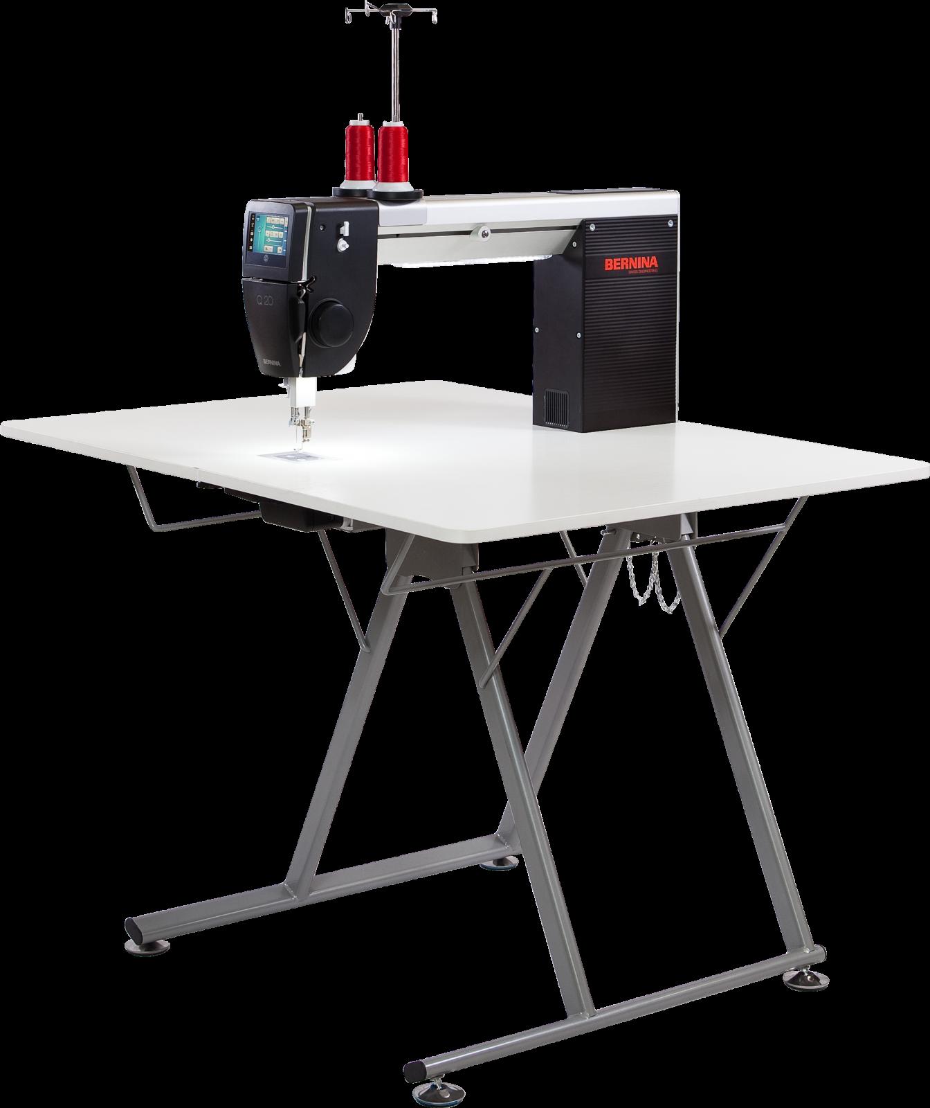 Bernina Q20 with Folding Table