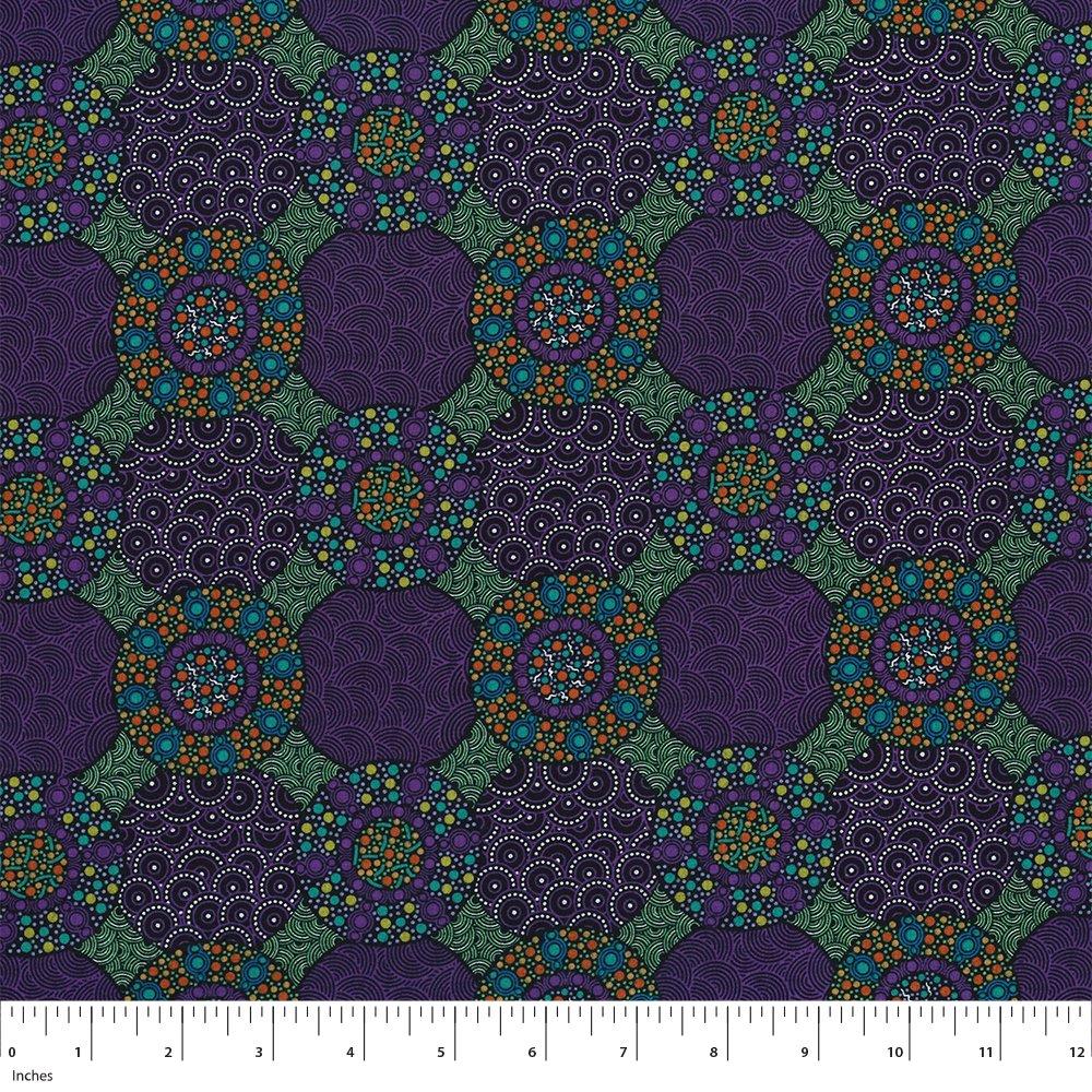 MS Wildflowers & Bush Tuckers Purple