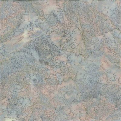 Hoffman Bali - Hippo - Watercolour - Grey/Pink