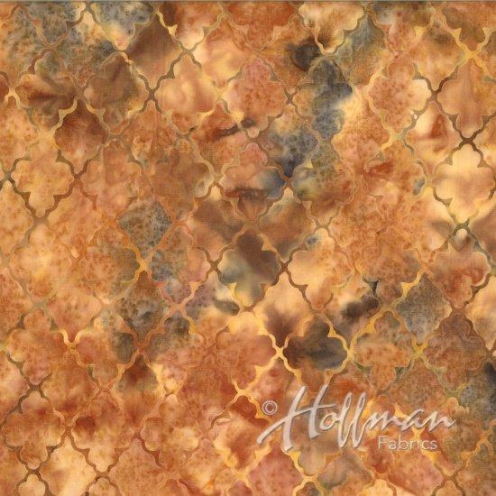 Hoffman Bali  -  Texture - Brown