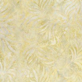 Anthology Bali - Leaves - Lt Yellow