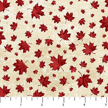 Canadian Classic Stonehenge - Maple Leaf - Ceam/Red
