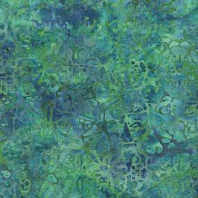 Anthology Bali - Leaves - Green