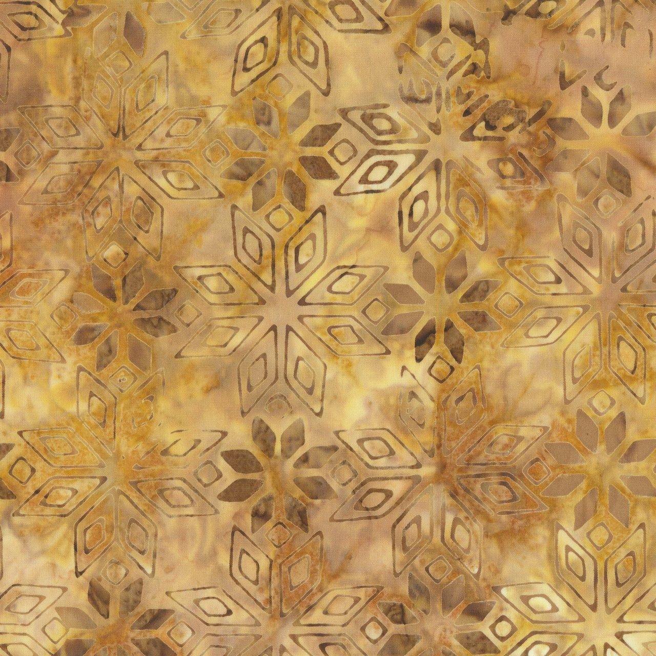 Anthology Bali - Snowflake - Gold