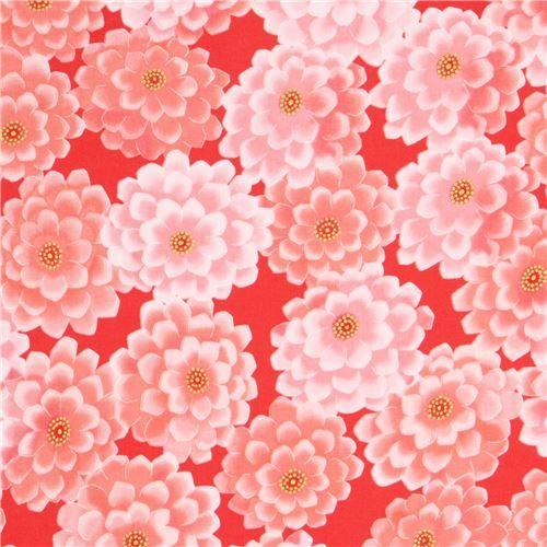 Satsuki 4 - Flowers - Pink