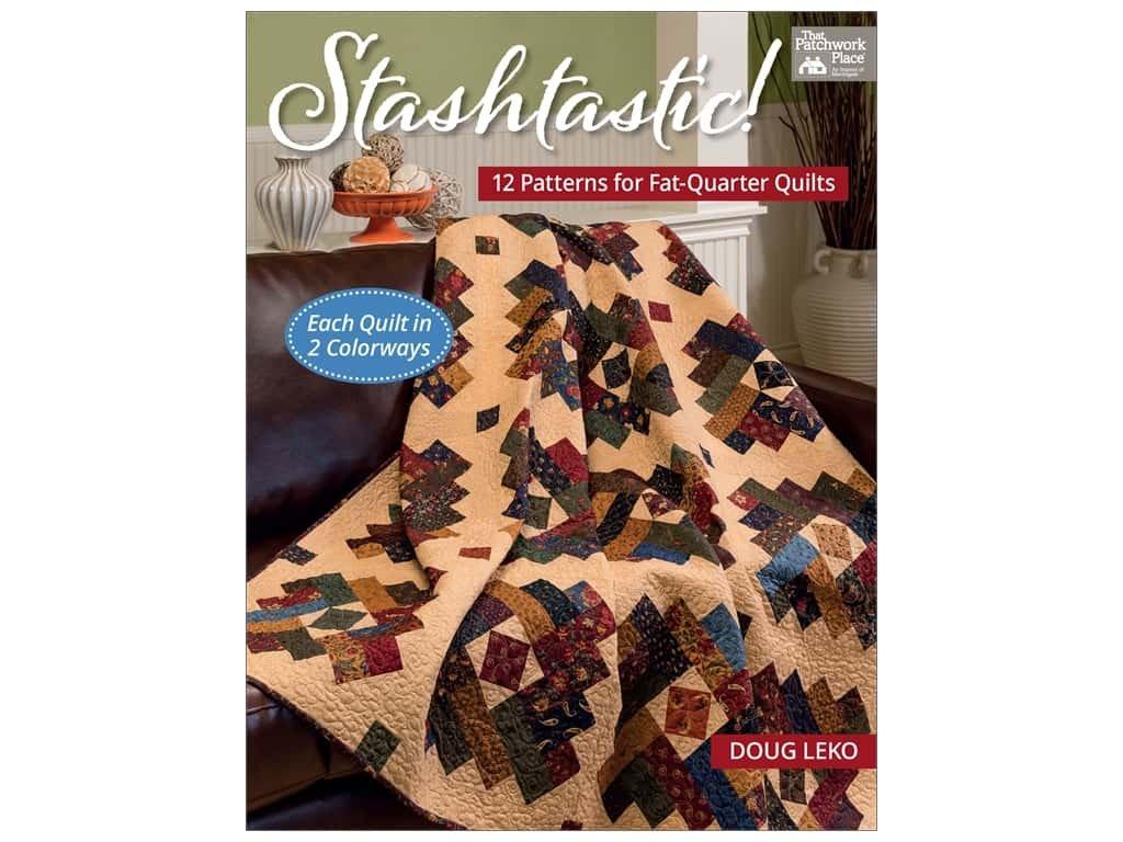 Stashtastic - Antler Quilt Design - Moda