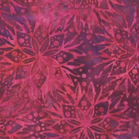Anthology Bali - Flowers - Purple/Pink