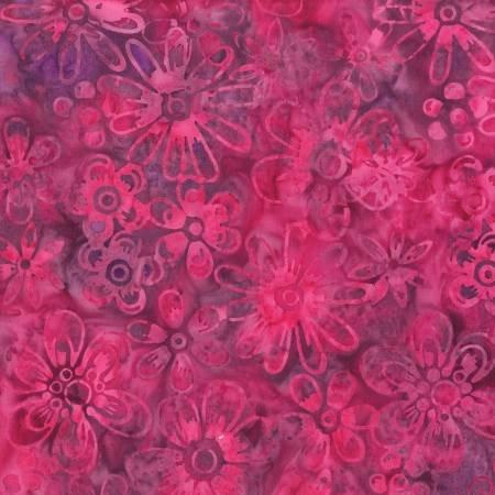 Anthology Bali - Flower - Pink/Purple