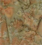 Batik Textiles - Texture - Brown/Green