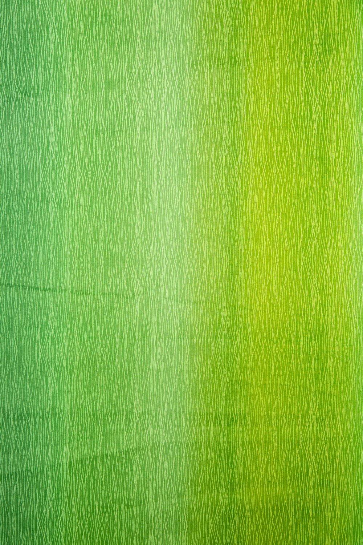 Rainbow Colours - Stof - Green