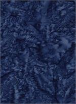 Batik Textiles - Texture - Dk Blue