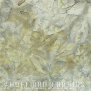 Hoffman Bali - Sage - Watercolour - Sage