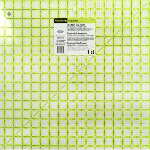 Omnigrip Ruler - Square - 16.5