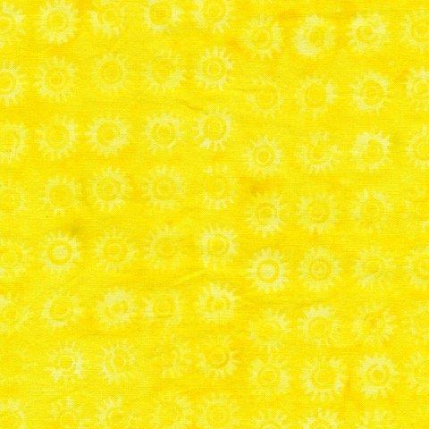 Anthology Bali - Watercolor - Sun Yellow