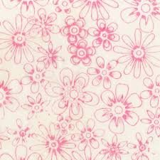 Anthology Bali - Flower - White/Pink