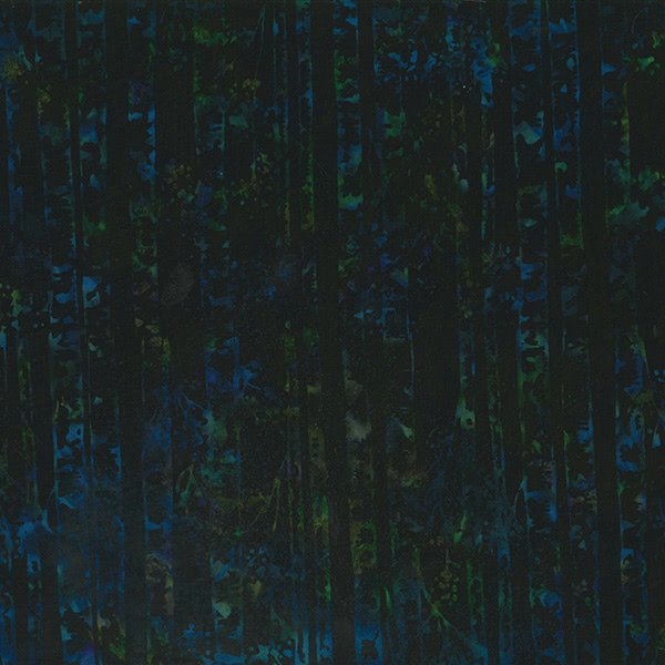 Hoffman Bali - Trees - Black/Blue