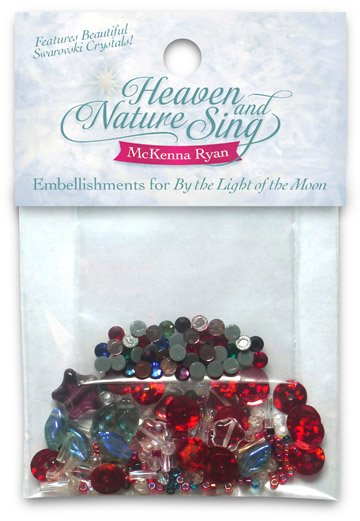 Heaven And Nature Sing/By The Light Of The Moon/ Embellishment Pack