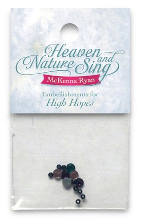 Heaven And Nature Sing/High Hopes/ Embellishment Pack