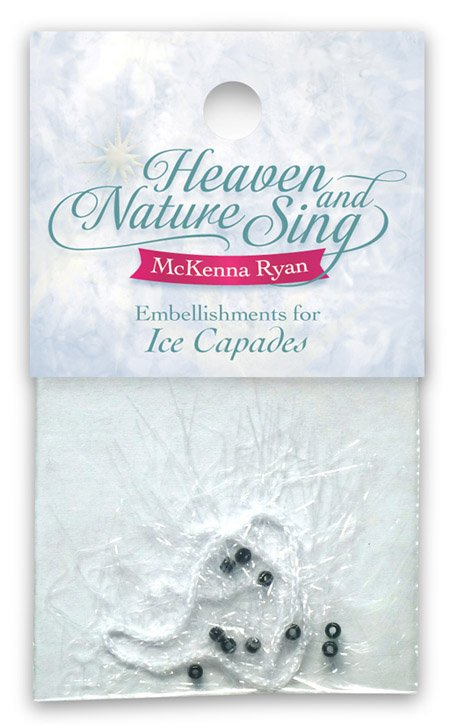 Heaven And Nature Sing/Ice Capades/ Embellishment Pack