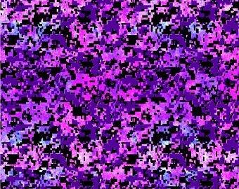 Muddy Girl - Camo - Pink/Purple
