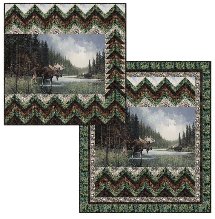 Moose Crossing - Pattern