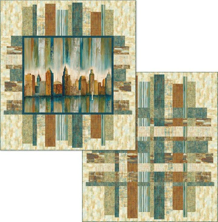Metropolis - Pattern