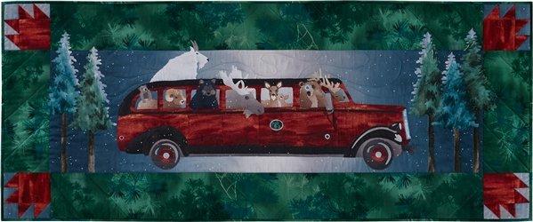Road Trip Applique Collection - McKenna Ryan