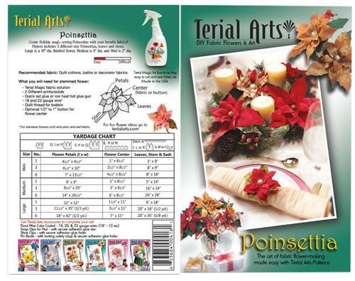 Terial Arts - Poinsettia