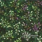Hoffman Bali  -  Leaves - Green