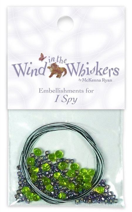 Wind In The Whiskers/I Spy/Embellishment Pack