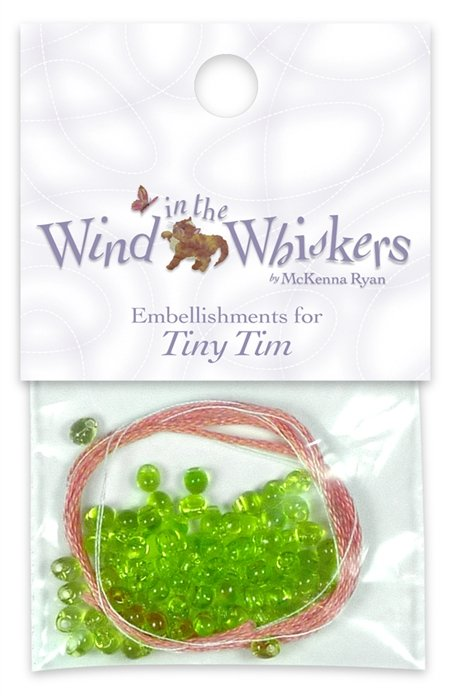 Wind In The Whiskers/Tiny Tim/Embellishment Pack
