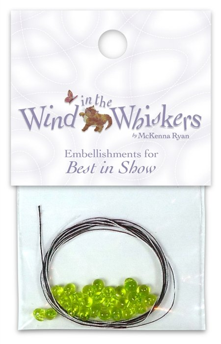 Wind In The Whiskers/Best In Show/Embellishment Pack
