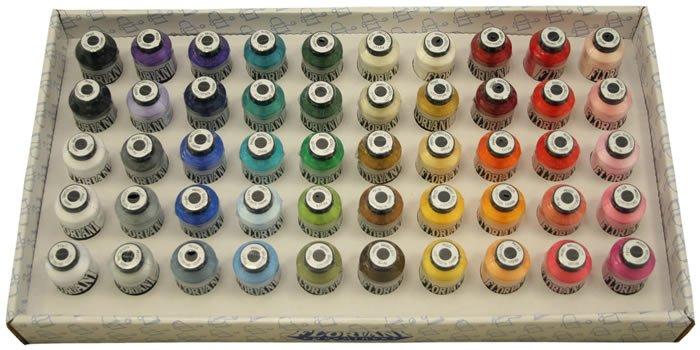 FL-F50TS  FL Top 50 Thread Colors - Set 1