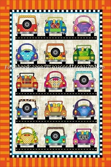 CARS PIN PANEL - RXR