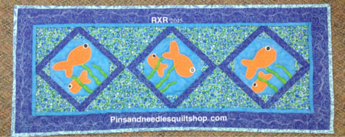 2015 RXR Gone Fishing -Wall Hanging Kit