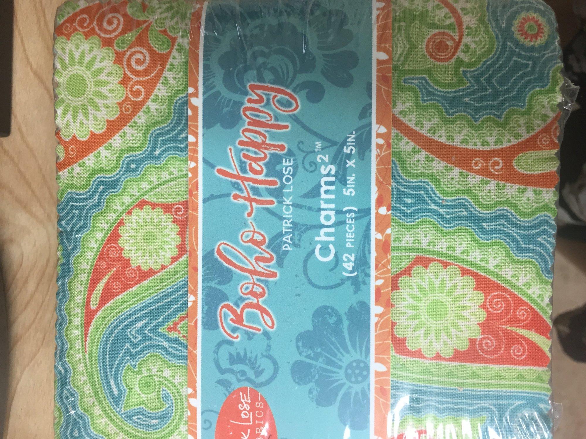 Boho Happy Layer Cake 10'' 42pieces