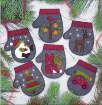 Charcoal Mittens Complete Kit by Rachel's of Greenfield