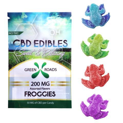 Froggie Candies 200mg