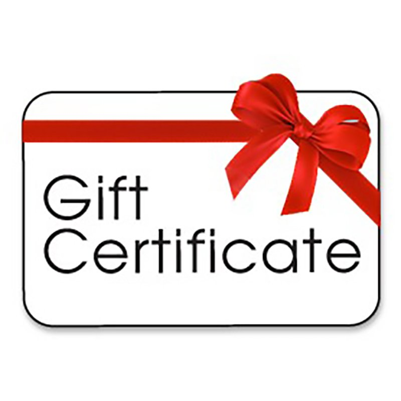 $300 Long Arm Gift Certificate