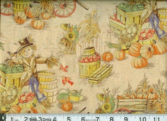 Harvest Toile