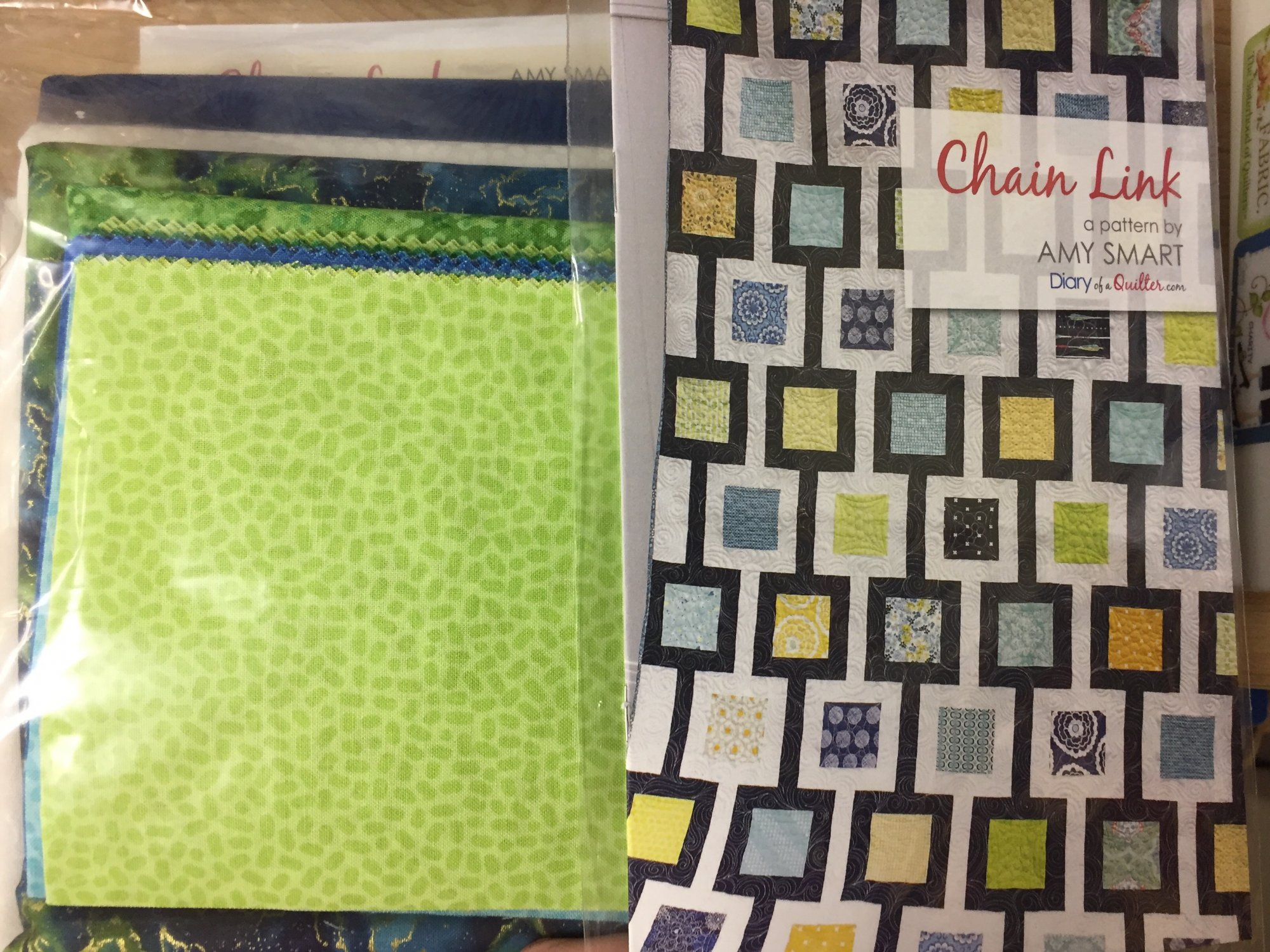 Chain Link By Amy Smart Kit