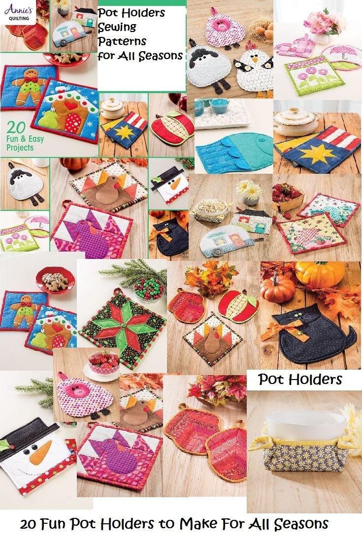 Pig Pot Holder Kit