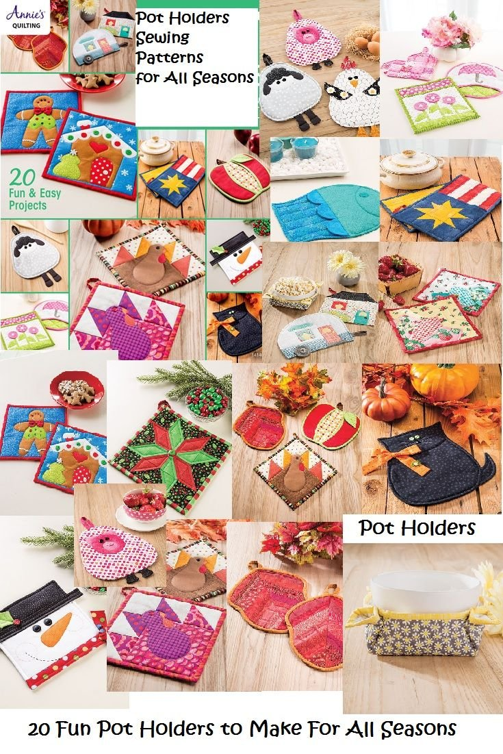 Chicken Pot Holder Kit