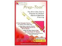 Guidelines Ruler Prep Tool & Instruction Booklet