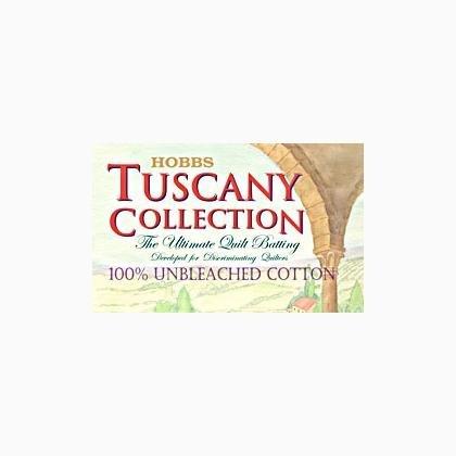 Hobbs Tuscany Crib Unbleach Cotton Batting 45''x60''