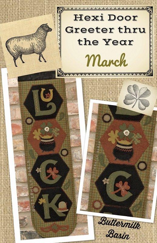 Hexi Door Greeter February. $31.45. Check It Out & Hexi Door Greeters Bom