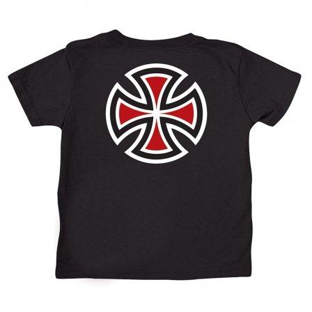 Independent Bar/Cross Regular T Shirt